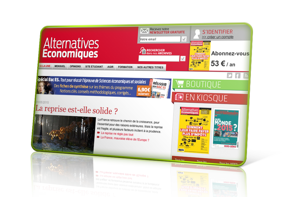 alternatives economiques magazine en ligne id al productions. Black Bedroom Furniture Sets. Home Design Ideas